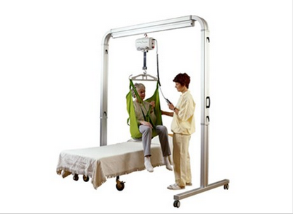 FreeSpan™ Straight Rail Lift System