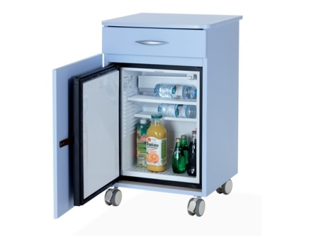 Bedside cabinet with fridge- CH242C1