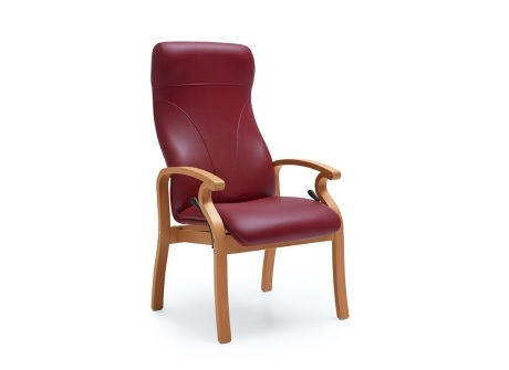Wood recliner - SB408A Style